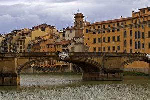 Tuscan Bridge II by Rita Crane