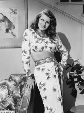 Rita Hayworth from Gilda, 1946