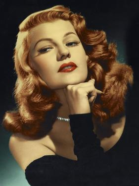"Rita Hayworth. ""Gilda"" 1946, Directed by Charles Vidor"
