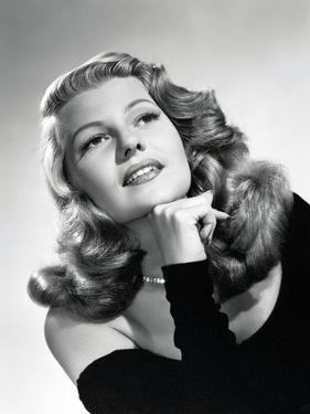 "Rita Hayworth. ""Gilda"" [1946], Directed by Charles Vidor."