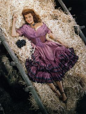 Rita Hayworth, The Loves of Carmen, 1948