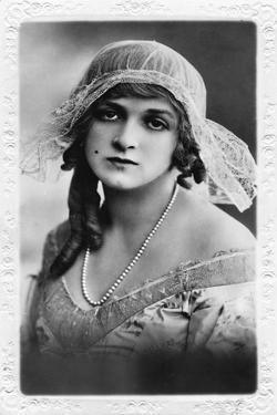Gladys Cooper (1888-197), English Actress, 1900s by Rita Martin