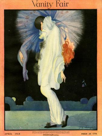 Vanity Fair Cover - April 1918