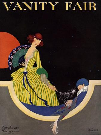 Vanity Fair Cover - September 1915