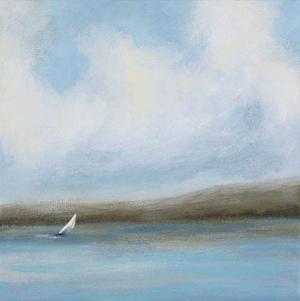 Sailing Day II by Rita Vindedzis