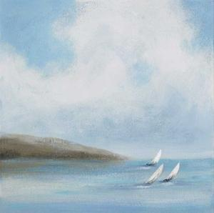 Sailing Day III by Rita Vindedzis
