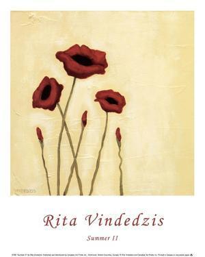 Summer II by Rita Vindedzis