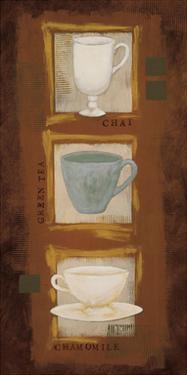 Tea Time by Rita Vindedzis