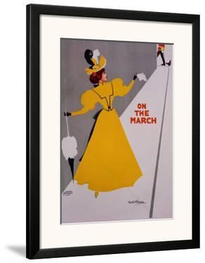 On the March by Ritchie
