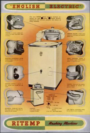 Ritemp Washing Machine