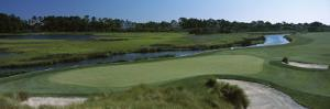 River and a Golf Course, Ocean Course, Kiawah Island Golf Resort, Kiawah Island