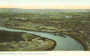 River Bend, Chattanooga, Tennessee