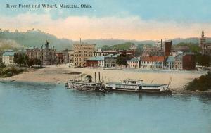 Riverfront, Marietta, Ohio