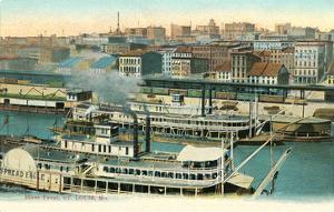 Riverfront, St. Louis, Missouri