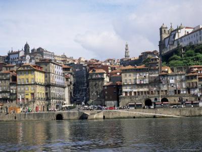 Riverfront, the Douro River, Oporto (Porto), Portugal by I Vanderharst