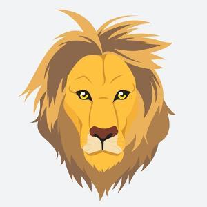 Lion Head by Rizal Masyhuri