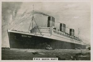 Rms Queen Mary, Cunard Ocean Liner