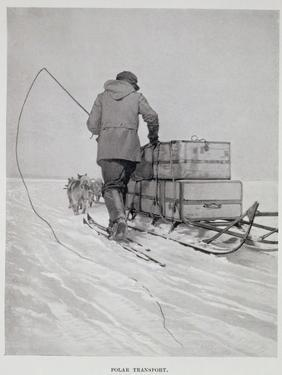 Polar Transport by Roald Amundsen