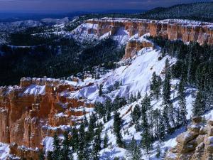 """Hoodoos"" of Bryce Canyon from Yovimpa Point Bryce Canyon National Park, Utah, USA by Rob Blakers"