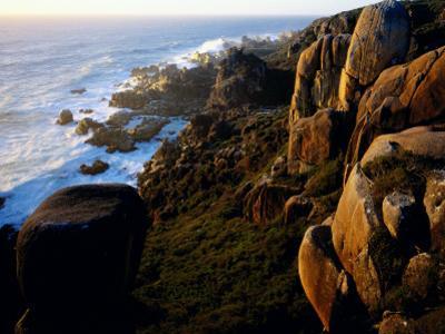 West Coast Coastline by Rob Blakers