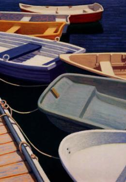 Pastel Pier by Rob Brooks
