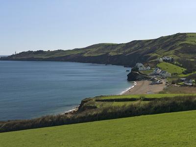 Hallsands Village and Start Point, South Devon, England, United Kingdom, Europe