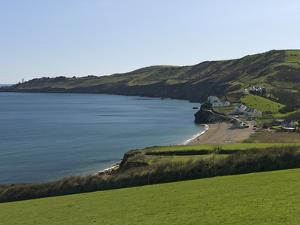 Hallsands Village and Start Point, South Devon, England, United Kingdom, Europe by Rob Cousins
