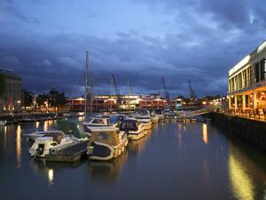 St. Augustine's Reach, Harbour, Bristol, England, United Kingdom, Europe by Rob Cousins