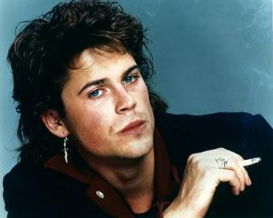 Rob Lowe - St. Elmo's Fire