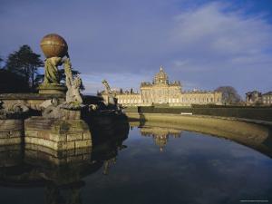Castle Howard, Yorkshire, England, UK, Europe by Rob Mcleod