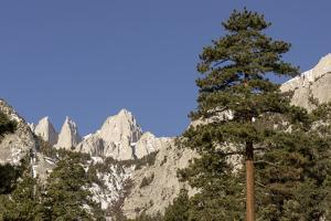 Mt. Whitney, Lone Pine, California by Rob Sheppard
