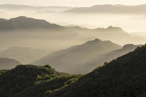 Santa Monica Mountains National Recreation Area, California by Rob Sheppard