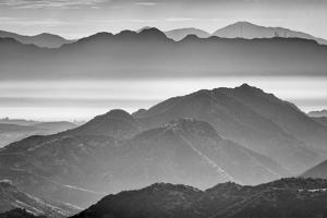 Santa Monica Mountains Nra, Los Angeles, California by Rob Sheppard