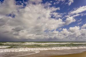 Storm Coming In, Eastern Florida Coast, Atlantic Ocean, Near Jupiter by Rob Sheppard