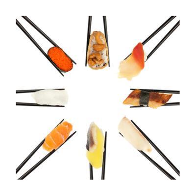 Sushi Circle by Rob Tek