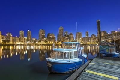 Canada, British Columbia, Vancouver, False Creek Dawn by Rob Tilley