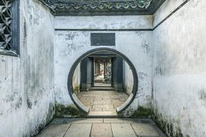 China, Shanghai. Yu Garden. by Rob Tilley