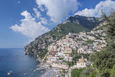 Italy, Amalfi Coast, Positano
