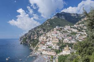 Italy, Amalfi Coast, Positano by Rob Tilley