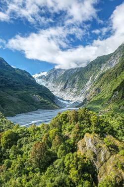 New Zealand, South Island, Westland NP, Frans Joseph Glacier by Rob Tilley