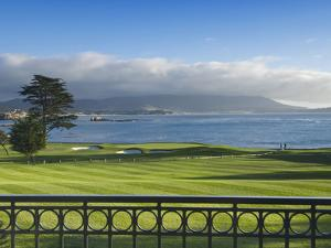 Pebble Beach Golf Club, Carmel, California, USA by Rob Tilley