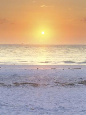 Sunrise at Lighthouse Beach, Sanibel, Florida, USA by Rob Tilley