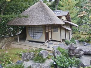 Tea House, Kodai-Ji Temple, Kyoto, Japan by Rob Tilley
