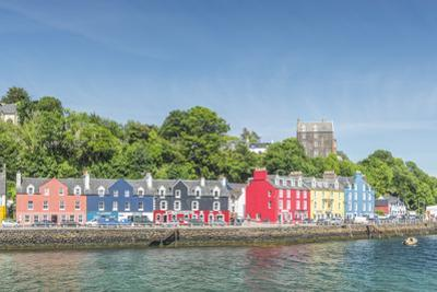 UK, Scotland, Isle of Mull, Tobermory by Rob Tilley