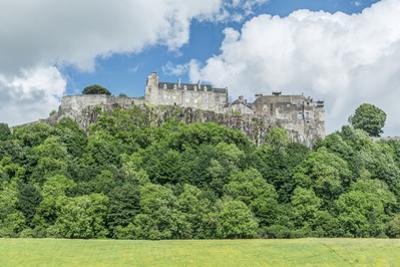 UK, Scotland, Stirling. Stirling Castle, built by the Stewart kings, James IV, James V and James VI by Rob Tilley