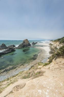USA, Oregon. Seal Rocks State Park, Seal Rocks. by Rob Tilley