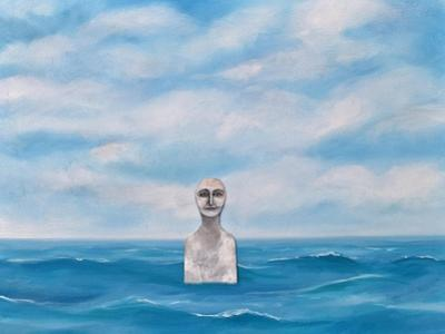 Bather,2017, by Rob Woods