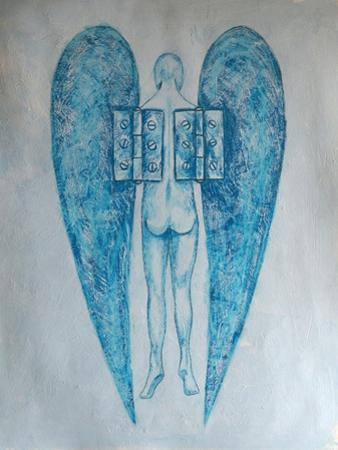 Blue Angel, 2014 by Rob Woods