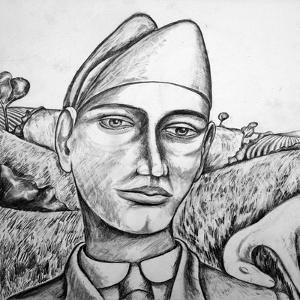Italian Soldier, 2014 by Rob Woods