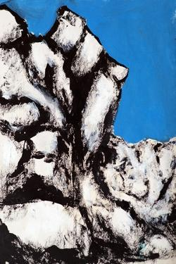 Rock Face, 2011 by Rob Woods